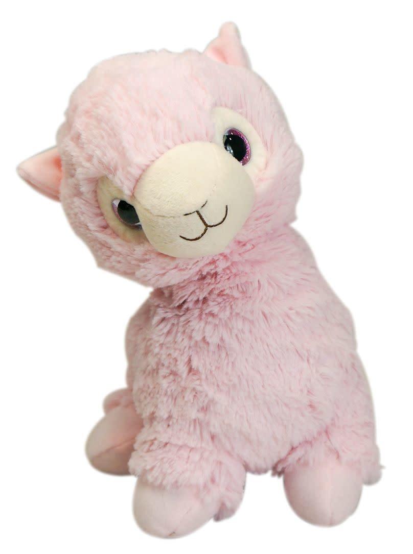 Warmies Warmies Cozy Plush Pink Llama Full Size
