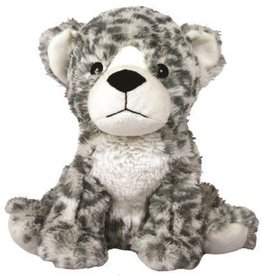 Warmies Warmies - Cozy Plush Snow Leopard - Full Size