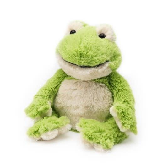 Warmies Warmies - Cozy Plush Frog - Full Size