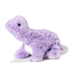 Warmies Warmies Cozy Plush Purple Dinosaur Full Size