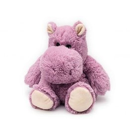 Warmies Warmies - Cozy Plush Hippo - Full Size