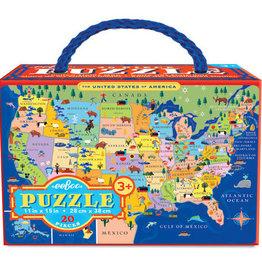 eeBoo 20 Piece Puzzle