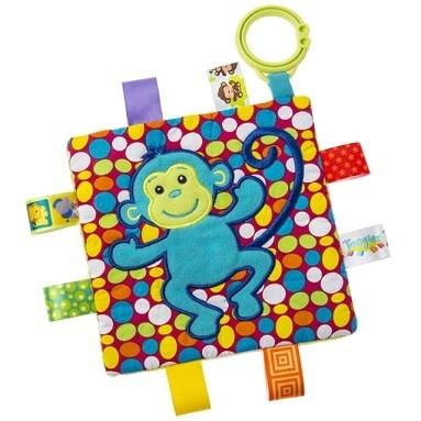 Taggies Taggies Crinkle Me Toy Monkey
