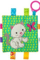Taggies Taggies Crinkle Me Toy Kitten