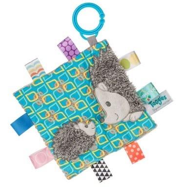 Taggies Taggies Crinkle Me Toy Heather Hedgehog