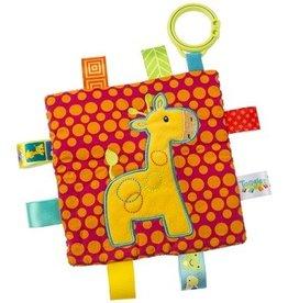 Taggies Taggies Crinkle Me Toy Giraffe