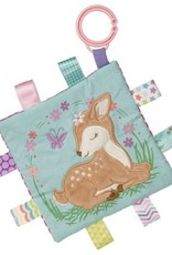 Taggies Taggies Crinkle Me Toy Flora Fawn