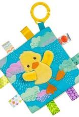 Taggies Taggies Crinkle Me Toy Dipsy Duck