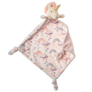 Mary Meyer Little Knottie Blanket Unicorn