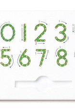 Playmonster 0-9 Numbers Magnatab