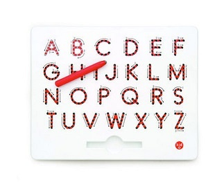 Playmonster A to Z Uppercase Magnatab
