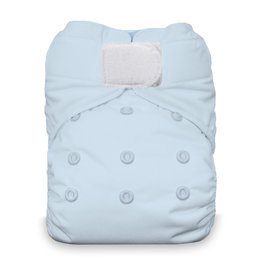 Thirsties Thirsties Natural One Size AIO H&L Ice Blue