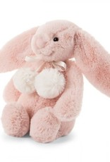 Jellycat Bashful Blush Snow Bunny