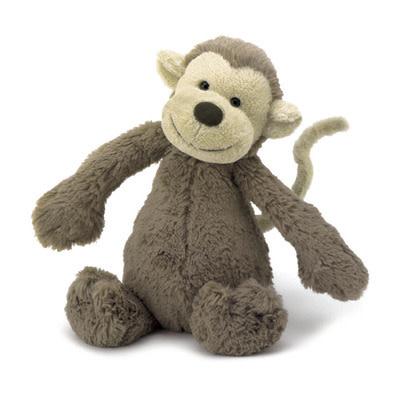 Jellycat Jellycat - Bashful Monkey - Medium