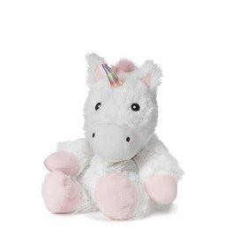 Warmies Warmies - Cozy Plush Unicorn White - Full Size