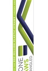 UKonserve UK Silicone Straws 2-pack