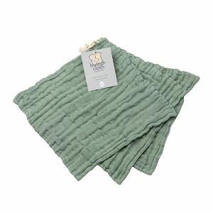 GroVia Buttah Washcloth 3-Pack