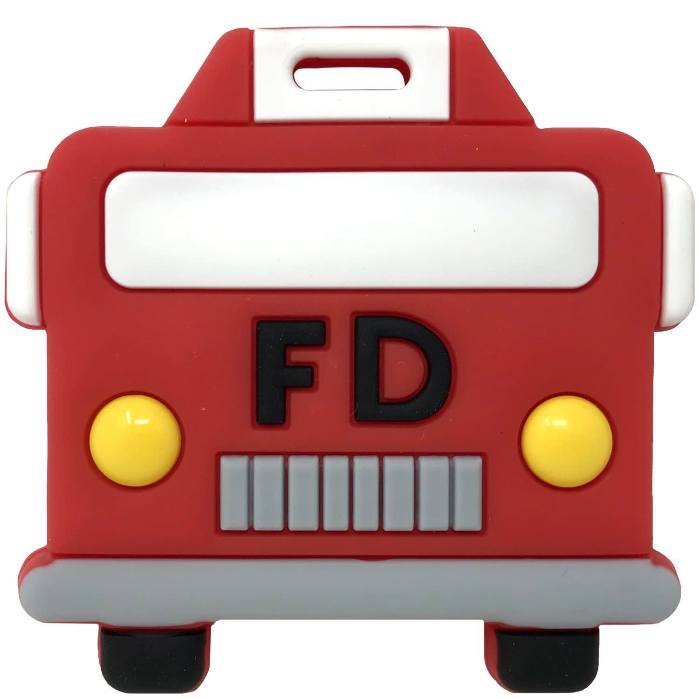 Fire Truck Teether
