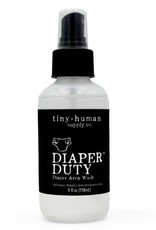 Tiny Human Diaper Duty Wash 4oz: Aloe & Orange