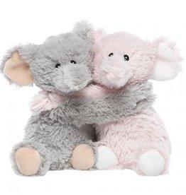 Warmies Warmies Cozy Plush Elephant Hugs