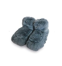 Warmies Warmies Spa Therapy Boots Gray