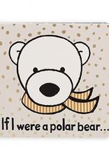 Jellycat If I Were a Polar Bear Tail Book