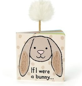 Jellycat If I Were a Bunny Tail Book