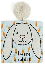 Jellycat If I Were a Rabbit Tail Book