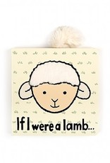 Jellycat If I Were a Lamb Tail Book