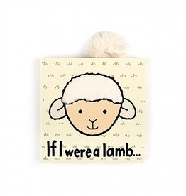 Jellycat Jellycat - If I Were a Lamb Tail Book