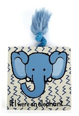 Jellycat If I Were an Elephant Tail Book