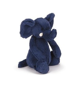 Jellycat Jellycat - Bashful Blue Elephant - Medium