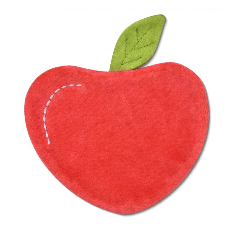 Apple Park Fruit & Veggie Crinkle Blankie