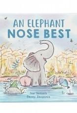 Jellycat An Elephant Nose Best Board Book