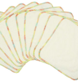 Imagine Imagine Cloth Wipes Bamboo 10pk