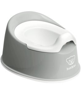 BabyBjorn BabyBjorn Smart Potty Grey/White