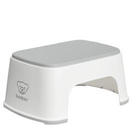 BabyBjorn BabyBjorn Step Stool White/Grey