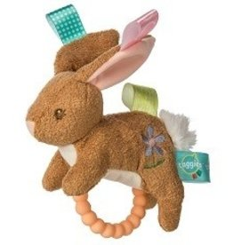 Taggies Taggies Harmony Bunny Teether Rattle