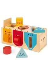 Janod Geometric Shapes Box