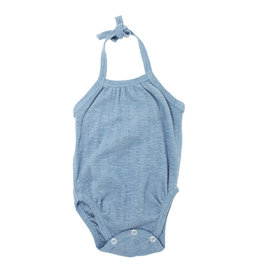 Loved Baby SS20 Pointelle Crossback Bodysuit