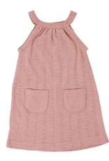 Loved Baby SS20 Pointelle Halter Dress