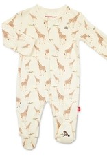 Magnetic Me 2020ESS Magnetic Footie Organic Cotton