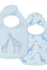 Magnetic Me Jolie Giraffe Magnetic Me Reversible Bib
