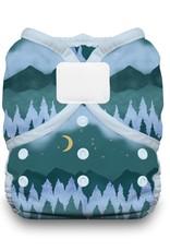 Thirsties Thirsties - Duo Wrap Size 1 H&L - Mountain Twilight