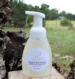 Sheepish Grins Foaming Wipe Solution - Lavender Tea Tree