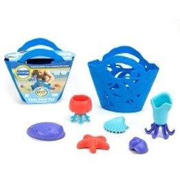 Green Toys Tide Pool Bath Set Oceanbound