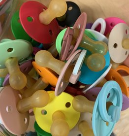 Bibs Bibs Pacifier Size  2 - Assorted