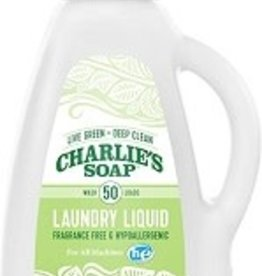Charlie's Soap Charlie's Laundry Liquid