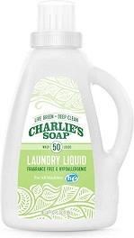 Charlie's Soap Charlie's Laundry Liquid