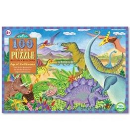 100 pc puzzle Age of the Dinosaur